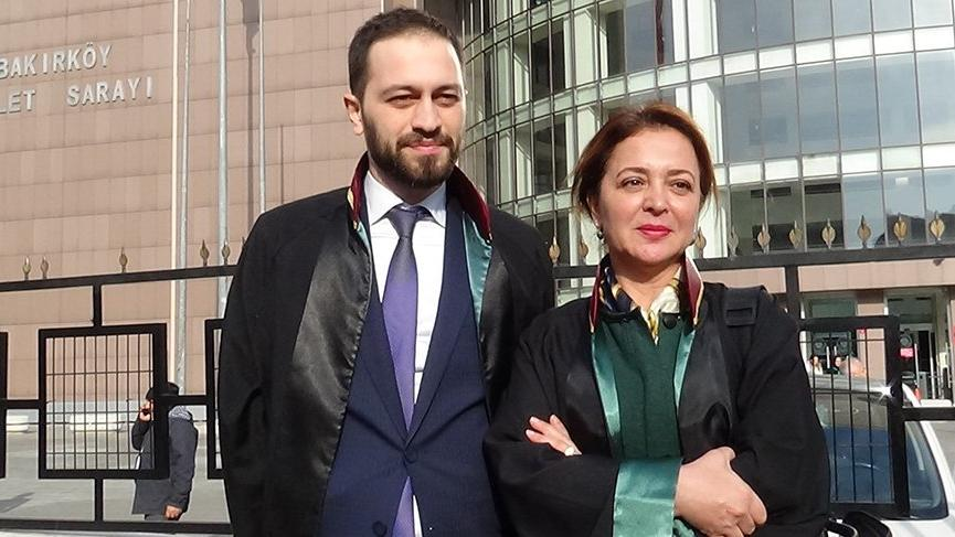Oğlunu savunmak için hakimliği bırakıp avukat olan kadın ilk kez konuştu