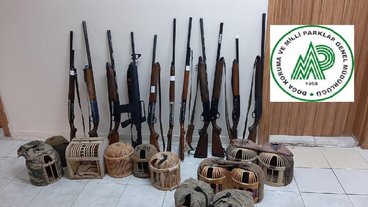 Tunceli'de 51 kaçak avcıya 81 bin TL ceza