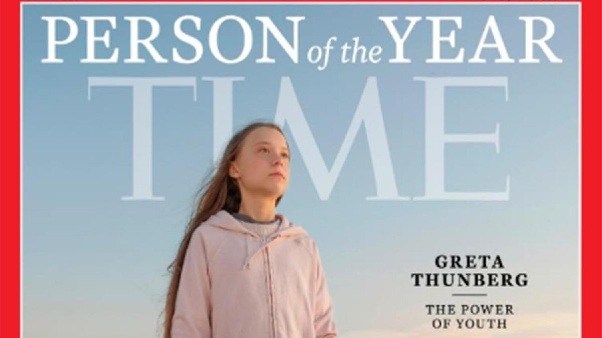 Time yılın insanını seçti: Greta!