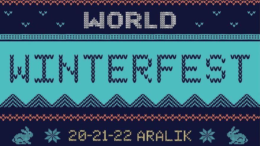 World Winterfest'te üç gün müzik keyfi