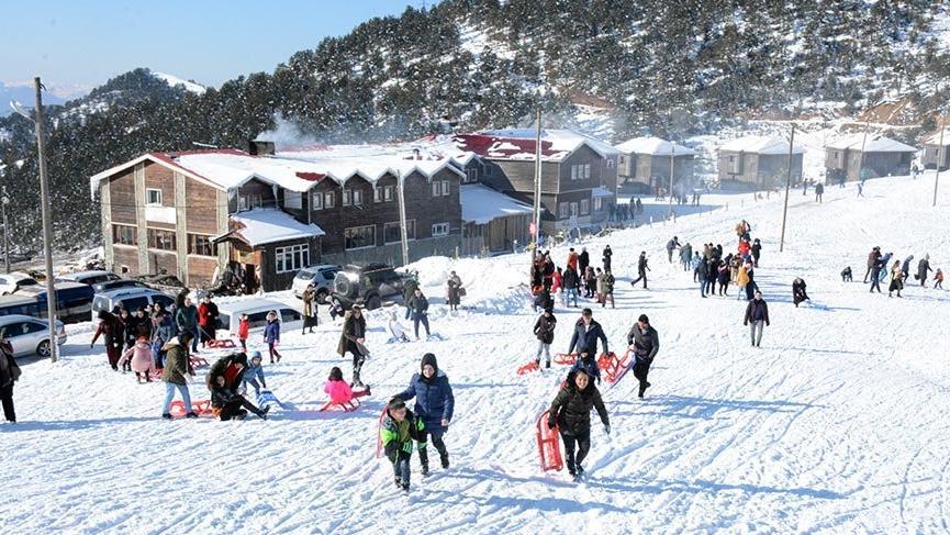 Zigana Kış Sporları Turizm Merkezi sezona hazır