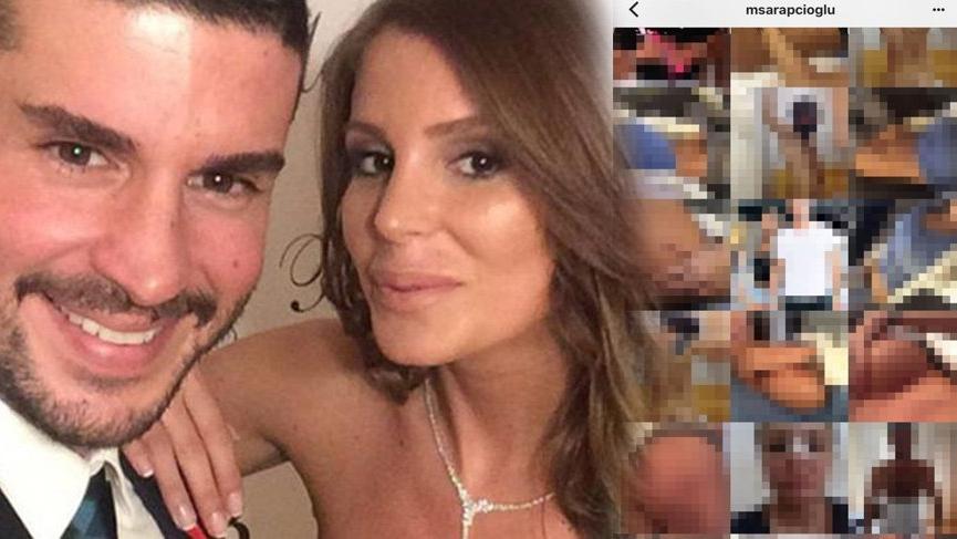 Berk Oktay: Boşanalım deyince mahrem fotoğraflarımı paylaştı