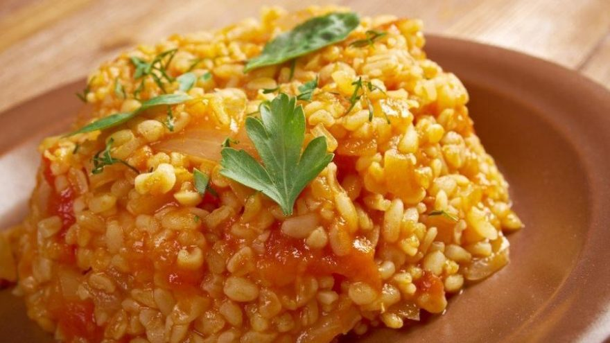 Pirinç ve bulguru doğru pişirme yöntemleri