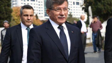 Ahmet Davutoğlu'nun partisinin ismi belli oldu: Gelecek Partisi!