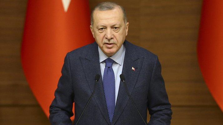 Cumhurbaşkanı Erdoğan'dan İmamoğlu'na Kanal İstanbul cevabı: Sen otur işine bak