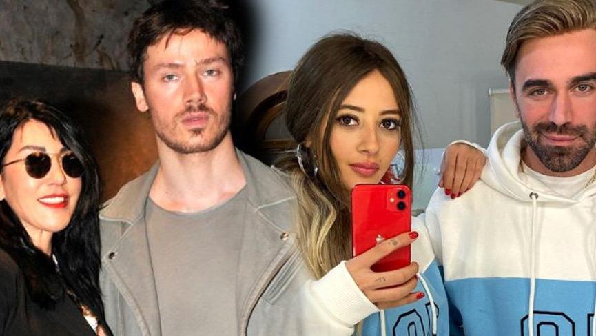 Kemal Doğulu'dan ayrılan Özden Cerrahoğlu, Hande Yener'in eski nişanlısı Ümit Cem Şenol ile görüntülendi
