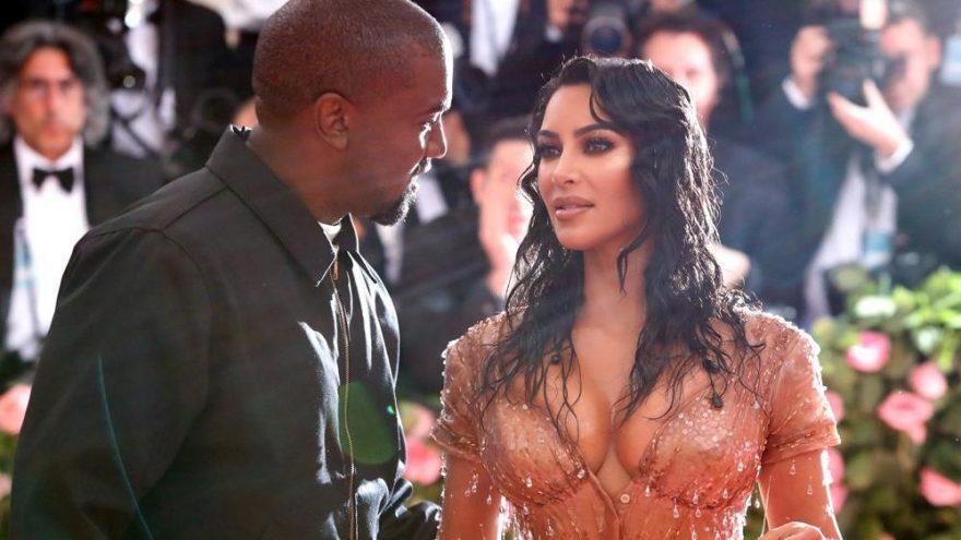 Kim Kardashian, Kanye West'in hallerinden memnun değil