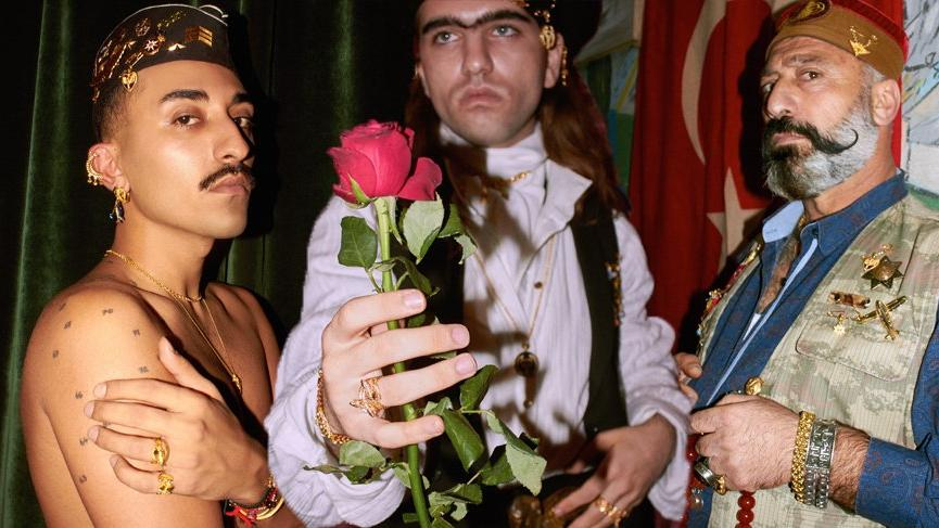 Zeynep Tosun'dan ilk takı koleksiyonu