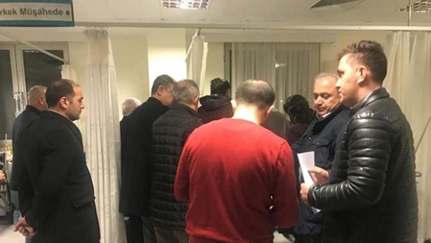 Tokat'ta 18 lise öğrencisi gıda zehirlenmesi şüphesiyle hastaneye kaldırıldı