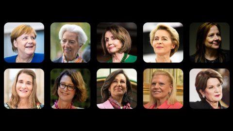 Dünyanın en güçlü kadınları belli oldu!