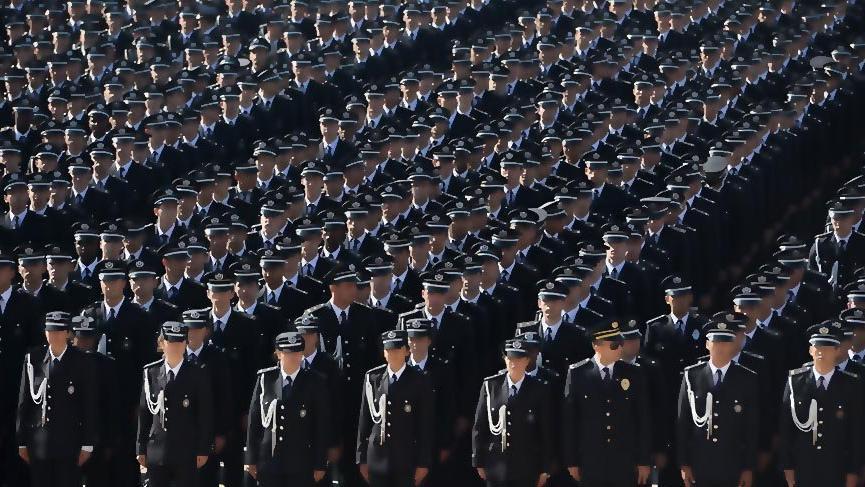FETÖ yardımıyla sınav kazanan 112 polis hakkında gözaltı kararı
