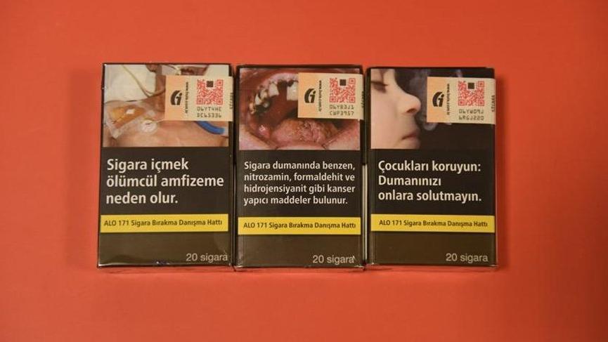 Sağlık Bakanı Koca'dan sigara paketleri açıklaması!