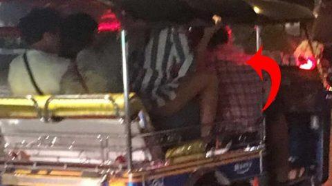 Şoför konuştu: Taksimde seks yapmadılar ama...