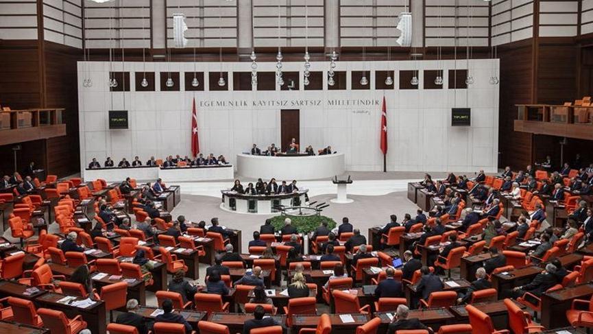 Meclis'te 15 Temmuz şehit ve gazileri için toplanan yardım paraları gerginliği