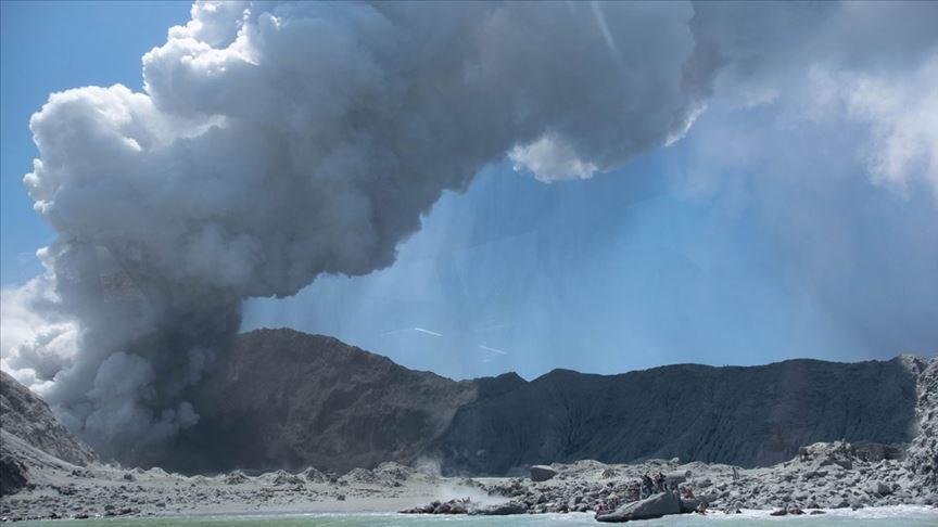 Yeni Zelanda'da yanardağ patlamasında ölü sayısı 15'e ulaştı