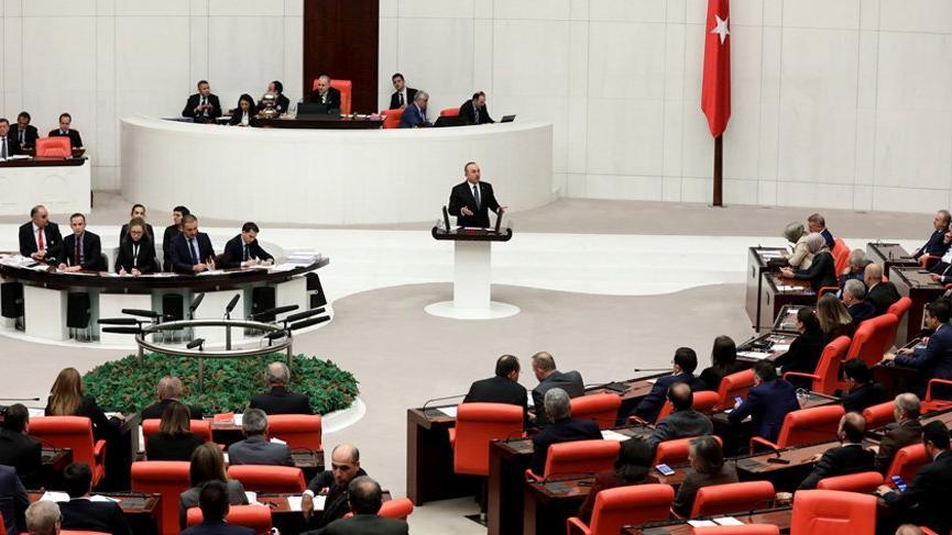 Son dakika... Bakan Çavuşoğlu: Terör devleti kurma projesi çökmüştür!