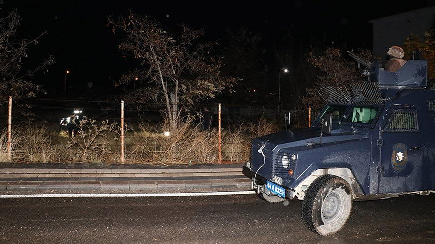 Malatya'yı alarma geçiren saldırı iddiası