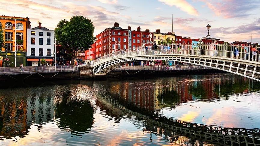 James Joyce'un şehri Dublin'de edebiyat turu