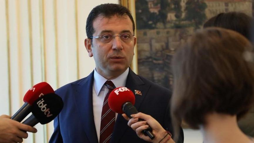 İmamoğlu'ndan 'Kanal İstanbul' çıkışı: Fatih Sultan Mehmet dirilse hesap sorar