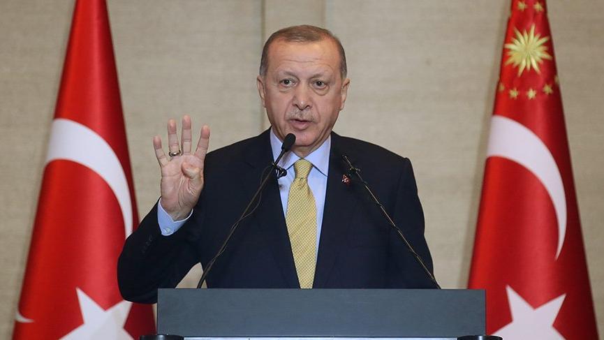 Erdoğan: İhracatımız bu sene rekora doğru koşuyor