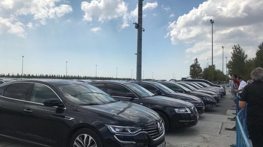 İBB'nin kiralık araç ihalesi canlı yayınlandı! İhale şimdilik iptal edildi