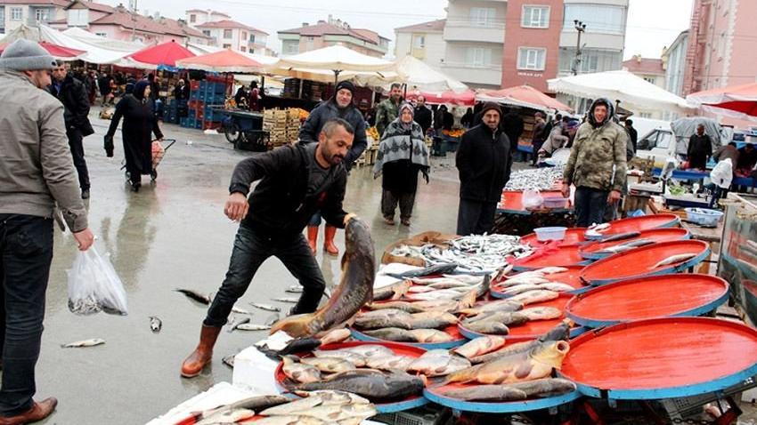 Belediye balık pişirip eve servis yapacak