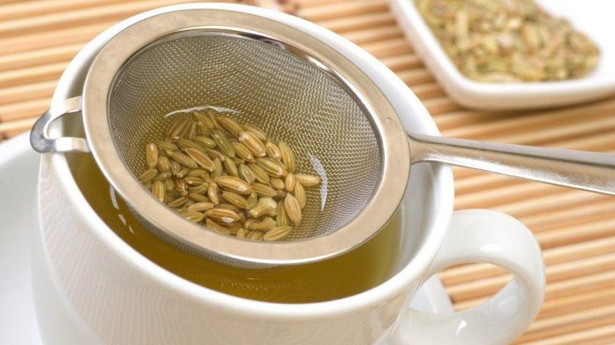 Rezene çayının yapılışı… Rezene çayı ne kadar içilmeli?
