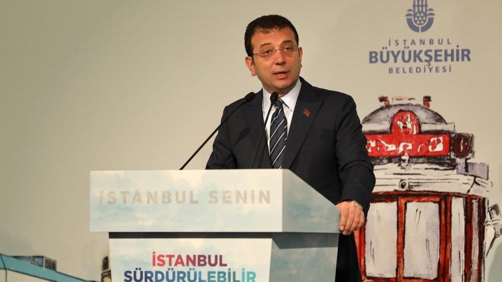 İmamoğlu: Atatürk Havalimanı'nın kapatılmasını yeniden tartışalım