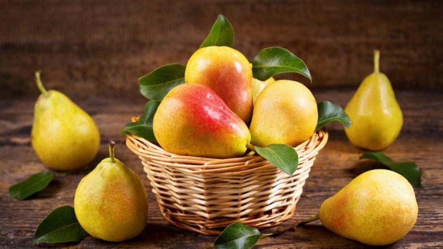 Armut kaç kalori? Armutun besin değerleri ve kalorisi…