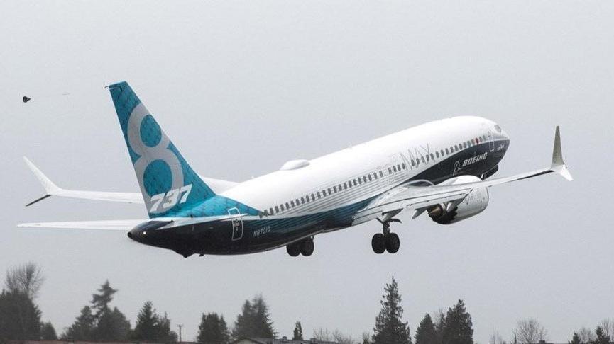 Boeing, sorunlu 737 Max modelinin üretimine ara veriyor
