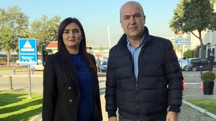CHP'li vekiller Urla Belediye Başkanı'nı ziyaret etti!