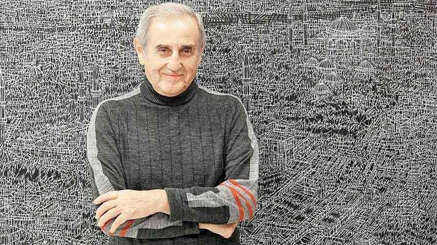 Devrim Erbil'in 60'ıncı sanat yılına özel sergi