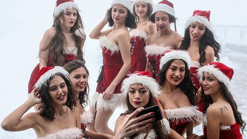 'Noel Anne'ler Antalya'da buluştu, zirveye çıktı!