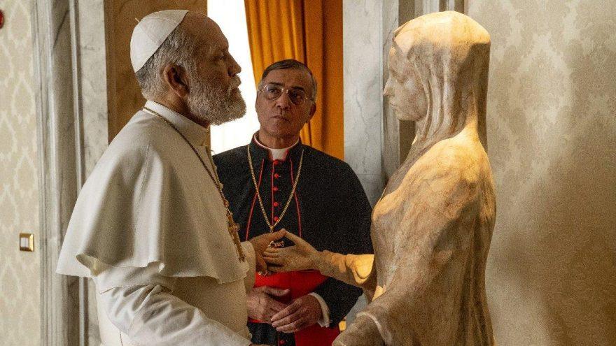 İki papa karşı karşıya