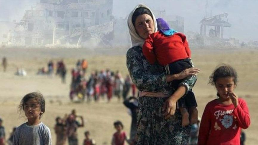 BM'den flaş mülteci açıklaması! 7,7 milyar dolar taahhütte bulundular