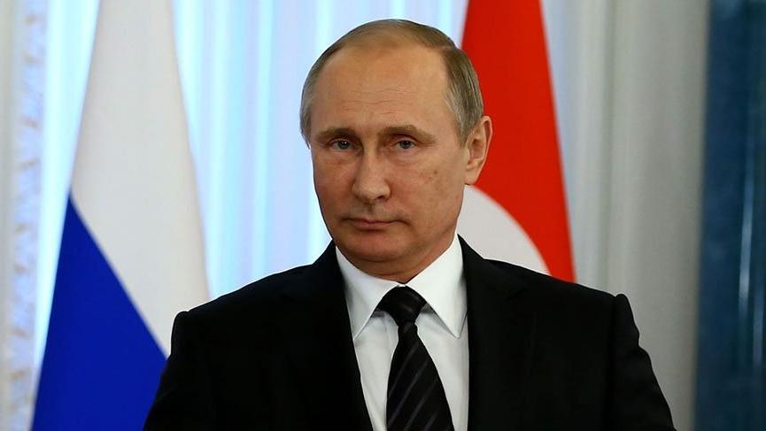 Trump'ın azil süreciyle ilgili Putin'den ilk yorum