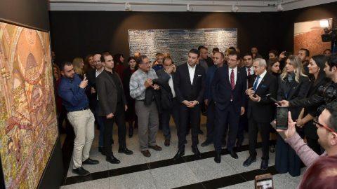 Devrim Erbil'in 60'ıncı yılına özel sergi açıldı