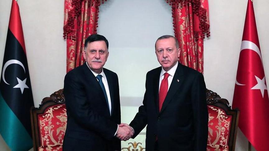 Libya, Türkiye ile yapılan mutabakata onay verdi!
