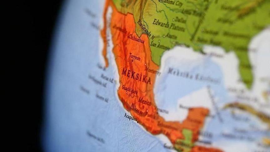 Meksika'da silahlı saldırı: 3 polis öldü