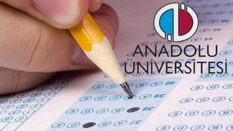AÖF sınav sonuçları açıklandı! Anadolu Üniversitesi sonuç sorgulama ekranı...