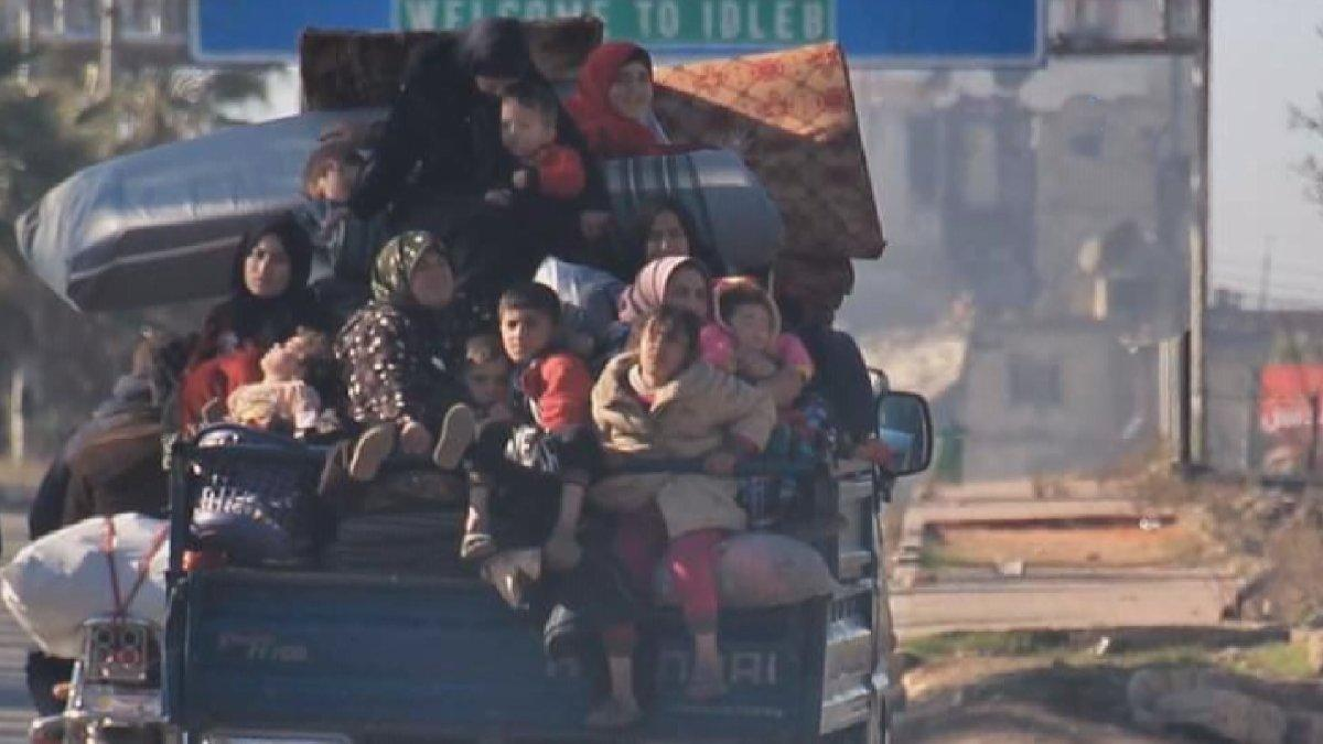 Erdoğan dün tüm dünyaya sitem etmişti! Göçmenler akın akın geliyor