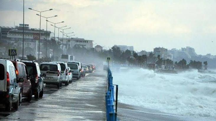 Son dakika: Fırtına Marmara ve Ege'yi vuracak!