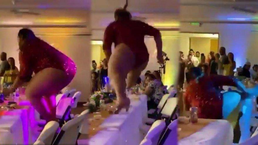 Herkes masayı Lizzo kırdı sandı ama meğer videodaki kişi bir Drag Queen'miş