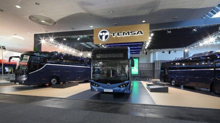 Üretim durdurulmuştu! TEMSA'da yeni gelişme!