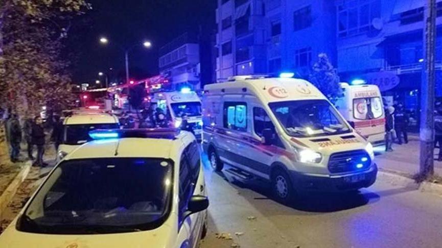 İstanbul'da eğlence mekanında bıçaklı kavga!