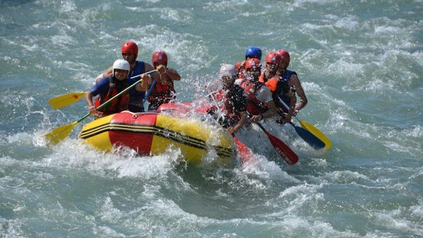 Türkiye'nin en hızlı akan nehrinin son hali içler acısı