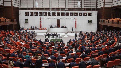 'Torba kanun teklifi' Genel Kurulda kabul edildi!