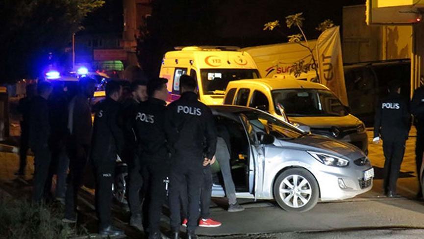 İstanbul'da silahlı çatışma: Sürücü yaralandı!