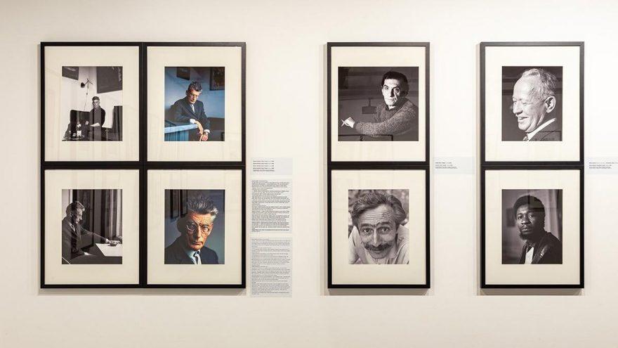 Lütfi Özkök'ten 'Portreler' İstanbul Modern'de…