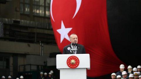 Erdoğan'dan Akdeniz çıkışı: Haklarımıza göz dikenler, meydanın boş olmadığını bilmeli
